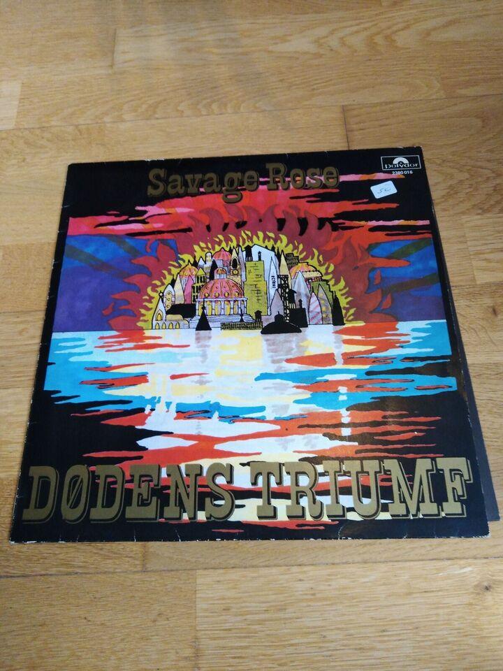 LP, Savage Rose, Dødens triumf