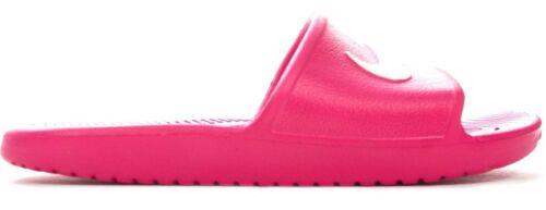 Nike JR girtls KAWA Slider Slide Ciabatte Infradito Piscina Sandali Rosa//Bianco