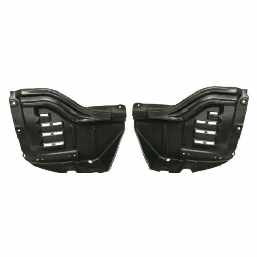 New Set of 2 LH /& RH Side Front Inner Fender Splash Shield Liner Fits Tundra