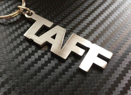 TAFF Wales Cardiff Welsh Nickname Personalised Name Keyring Keychain Key Fob