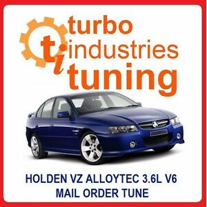 Details about VZ ALLOYTEC 3 6L V6 PERFORMANCE TUNE HOLDEN COMMODORE NO  VEHICLE DOWNTIME 210+KW