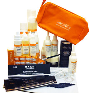 Professional Intensive Eyelash & Eyebrow Dye Tint SALON ...
