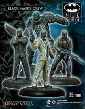 Batman Miniature Game: Black Mask Crew KST35DC041