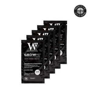 Watermans-Sachet-x-5-Travel-Shampoo-Watermans-Grow-Me-Sample-15ml