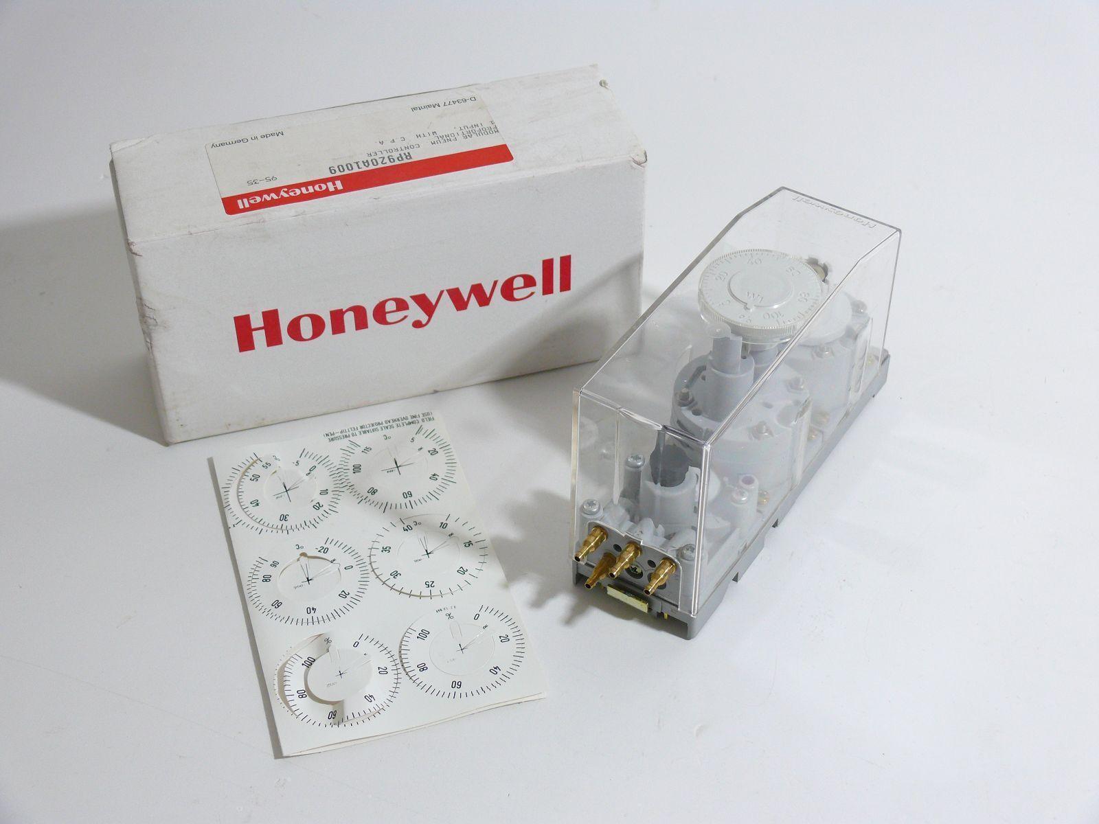 Honeywell Modular Pneumatischer Controller RP920A1009