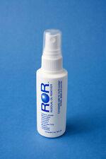 ROR Residual Oil Remover - Lens Cleaner. 2oz Pump Spray Bottle.