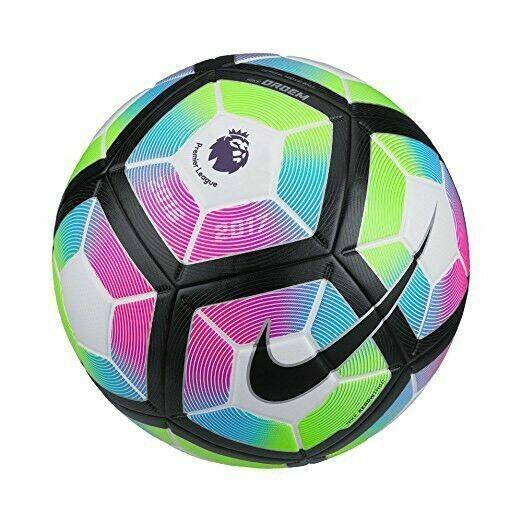 Novelista Emociónate Publicidad  Nike Ordem 4 Sc2948 100 EPL Official Match Ball Premier League Soccer Sz 5  for sale online | eBay