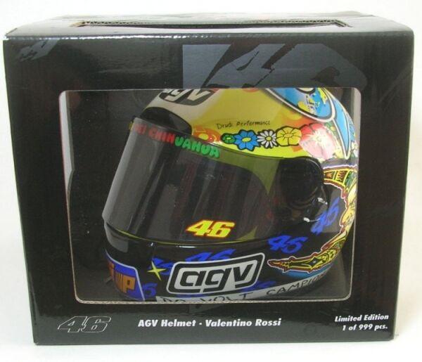 AGV Helmet Valentino Rossi GP 250 1999