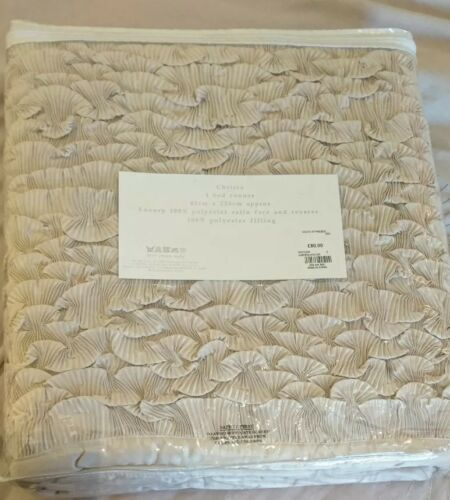 Kylie At Home Christa Bed Runner Oyster Limited Edition Minogue Bnib ruffles