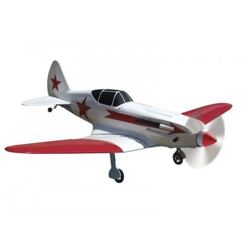 Red Square Models, Mig-3, EP, ARF, Film, Balsa & Fiberglass, RC airplane