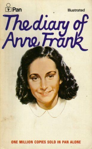 The Diary Of Anne Frank (Illustrated) By Anne Frank