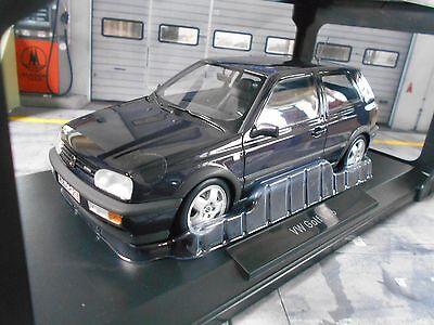 VW Golf 3 MKIII III GTI VR6 purple blau met 188417 1996 Norev limited 1:18
