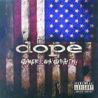American Apathy [PA] [Limited] by Dope (CD, Jul-2005, 2 Discs, Artemis Records)