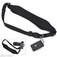 Anti-Slip Quick Sling Camera Shoulder Belt Strap DLSR Canon Sony Nikon Pentax