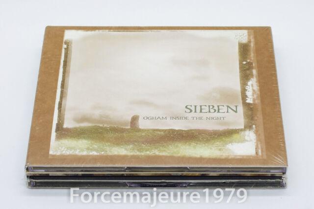SIEBEN - OGHAM INSIDE THE NIGHT (Doppel-CD, TRI 240 CD)