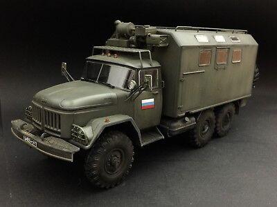 russischer militär LKW Emergency Truck Zil-131  1:35 ICM 35518 Neu