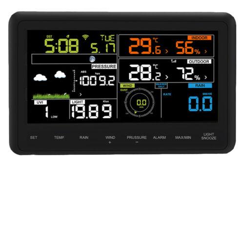 Froggit WH3000 SE WiFi Internet Funk-Wetterstation Wunderground App