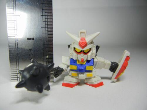 "/"" Figure BANDAI Gashapon SD Gundam FullColor Stage 30 /""RX-78-2 Gundam Ver.12.0"