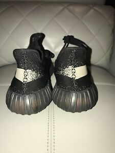 big sale 03d34 abf0c Details about Adidas Yeezy Boost 350 V2 Oreo Size 12 BY1604 Core Black White