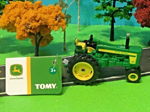 john deer tractor, Farm Toy, 1/64 scale die-cast, model 720, ertl, tomy, new