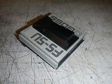 BOSS FS-5U PEDAL FOOT SWITCH MODEL FS5U FOOTSWITCH