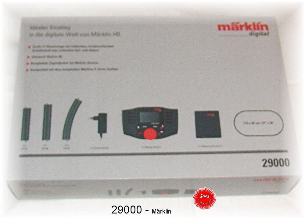29000 Set di Partenza Digitale con Ms 60657 senza Rollendes Materiale