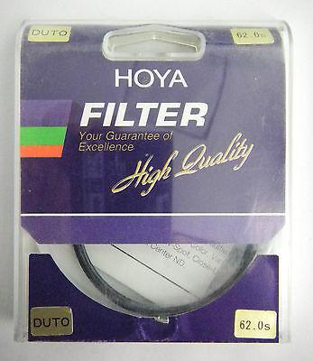 (prl) Hoya Filtro Profess. Filtre Filter Filtar Filtru 62 Mm Duto High Quality Agradable Al Gusto