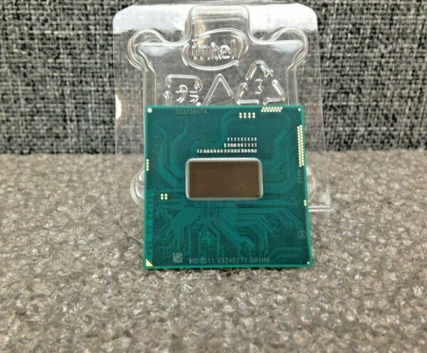 Energiek Intel Core I5-4300m Cpu / Processor, 2.6ghz, 3mb Cache, 5gt/s Dmi2, Sr1h9