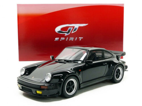GT Spirit Porsche 911 930 Turbo S Black LE of 999 118 New Release! In Stock!
