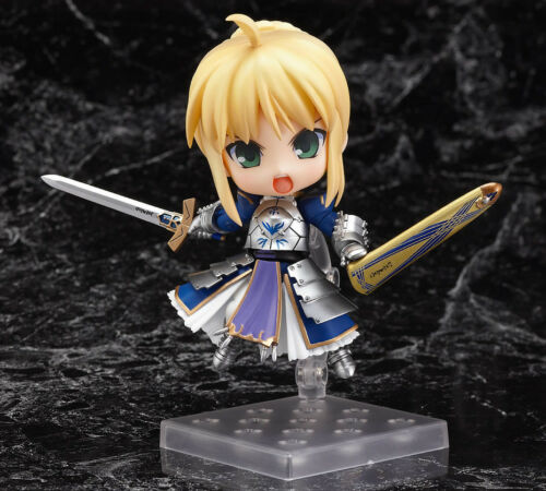 Nendoroid 121 Saber Super Movable Edition Fate//stay Night Good S... FROM JAPAN