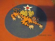 WWII   FLYING TIGERS HQ 14 TH AAF (B)  FLIGHT JACKET   PATCH