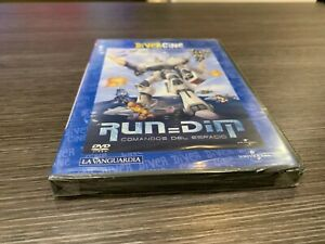Command-Del-Spazio-DVD-Run-Dim-DVD-Sigillata-Nuova-Sealed