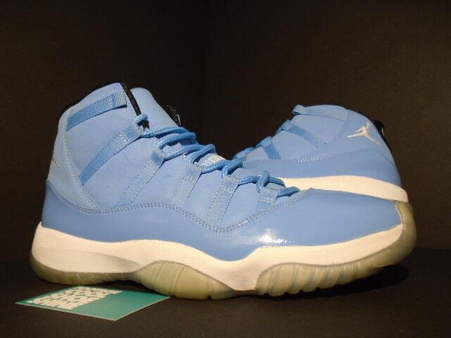 sale retailer 35cf8 54665 ... promo code for nike air jordan xi 11 retro ultimate gift of flight  pantone legend blue