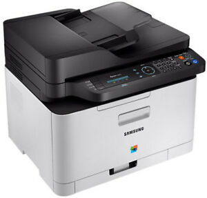 Samsung-Xpress-C480FN-4in1-Farblaser-Multifunktionsgeraet-NEU-OVP