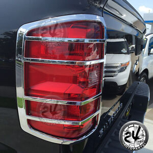 triple chrome plated tail light cover for 14 16 chevy silverado 1500 2500 3500 ebay. Black Bedroom Furniture Sets. Home Design Ideas