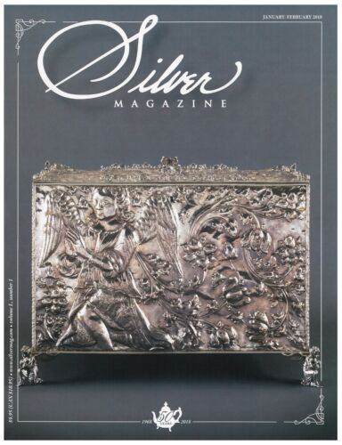 50TH ANNIVERSARY 2018 SILVER MAGAZINE ALL ISSUES FOR THE SILVER LOVER