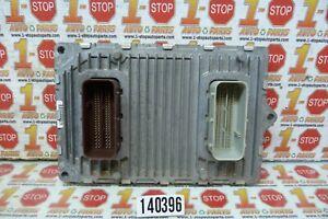 OEM 2014 Chrysler 200 2.4L ECU ECM PCM Engine Computer