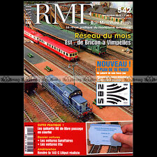 RMF N°542 VOITURE VTU TRAIN CAPITOLE 030-TX SNCF 140-C MARGIVAL 2010 ★COMPLET★