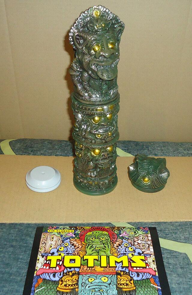 minoristas en línea Totims Totims Totims - Ankor Wat Edition - Sofubi Juguete [By Tim Clarke, Boglins creator] sofvi  mejor moda