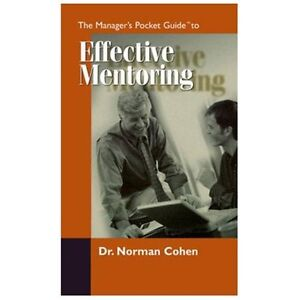 guide to mentee planning cohen norm