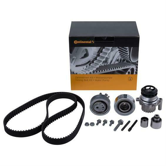 TIMING BELT KIT WITH WATER PUMP FOR AUDI A3 TBK539-6513 OEM QUALITY
