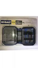 NEW Kobalt 50-Piece Small Electronics Repair Screwdriver Bit Set