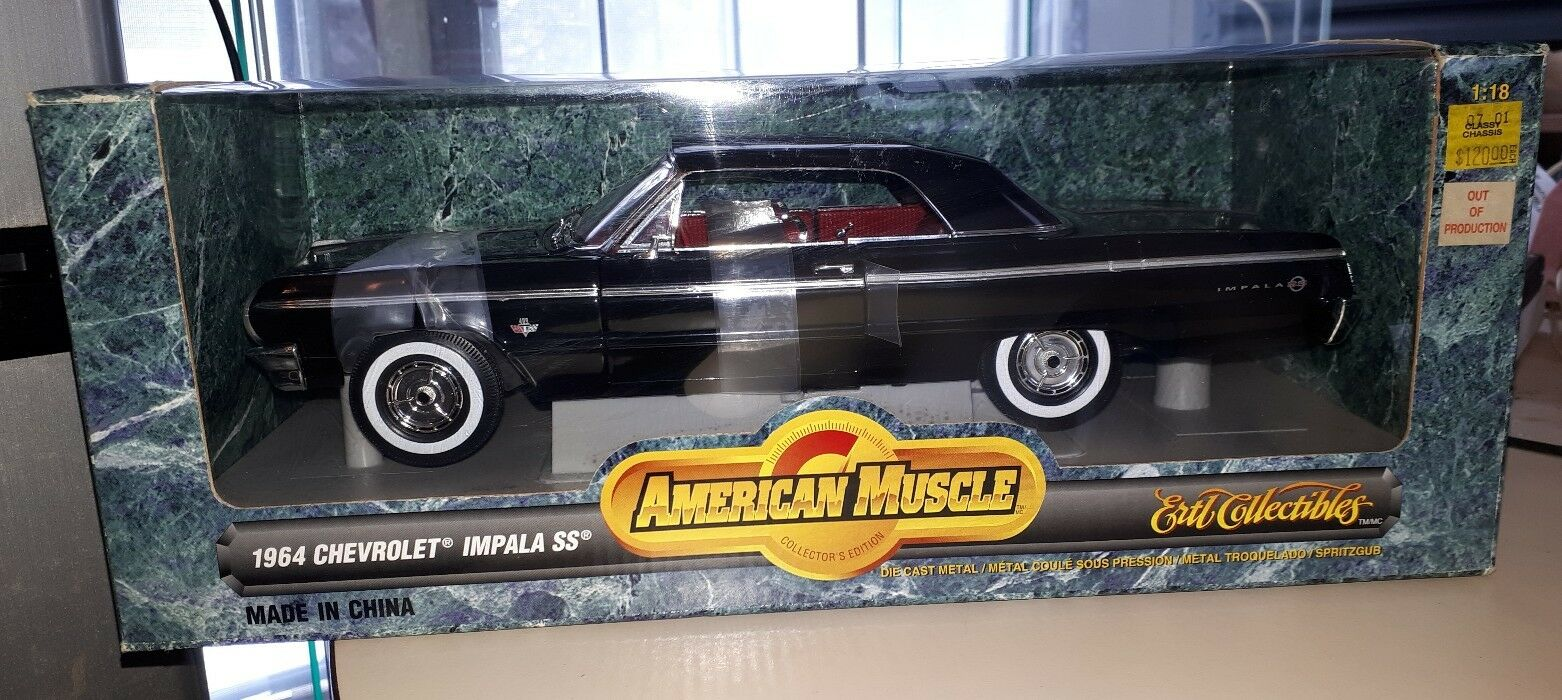 Impala Chevrolet 1964 SS 18 1 Muscle American 4921ceiwp55086