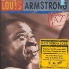 Ken Burns Jazz by Louis Armstrong CD 074646144022