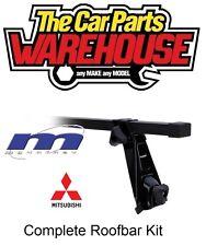 Full Roof Rack Bar Kit SUM201 Mountney Direct Fit ~ MITSUBISHI COLT 96 - 03