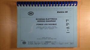 Schema Elettrico Wiring Diagram : Sig elettric schema elettrico wiring diagram forks lgv double