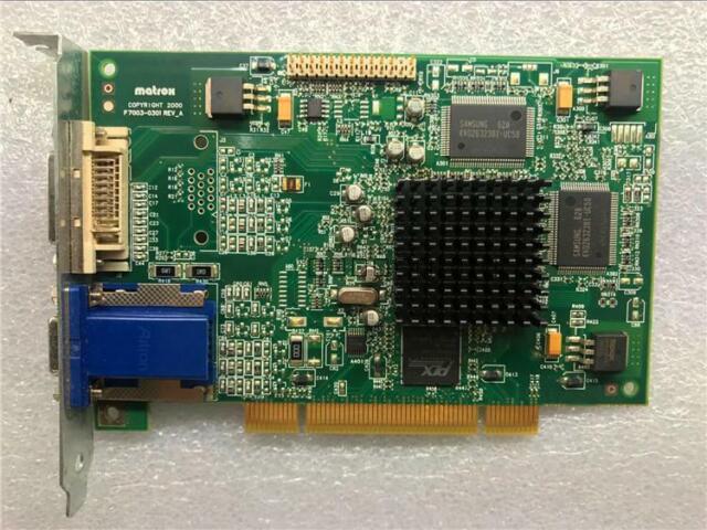 MATROX MGA G450 PCI TREIBER WINDOWS XP