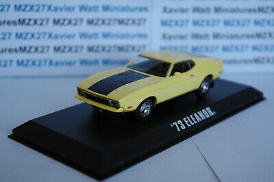 """Car Ford MUSTANG Mach 1 73' Eleanor Gone IN 60 Seconds """" 1 ..."""
