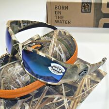 cc4875f6fce Costa Del Mar Corbina Sunglasses-Mossy Oak Grass Blades Camo-Blue Mirror  580G