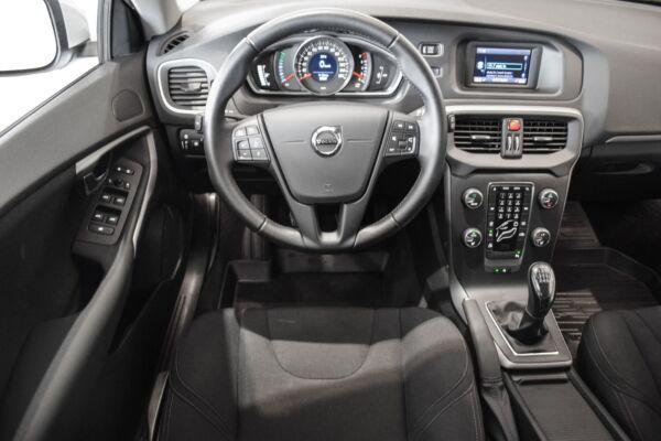 Volvo V40 2,0 T2 122 Kinetic - billede 5